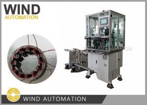 China 220V 12 Poles Compressor Motor Needle Winder For Inside Slot Coil Winding Machine on sale