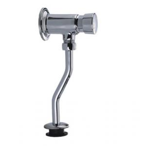 China Chrome Plated Toilet Flush Valves Urinal Toilet Sanitary Ware , 0.05 - 0.9MPA on sale