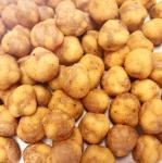 Natural BBQ Flavor  Roasted Chickpeas Snack OEM Crispy Delicious Popular Snacks Food