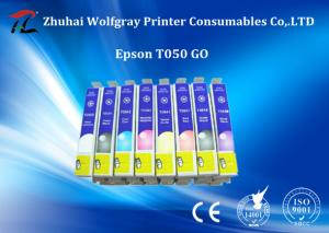 China Zhuhai Compatible Color  Ink cartridge for Epson T050 GO  at the best price on sale