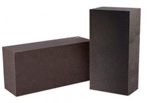 China Fused direct-bonded magnesia chrome refractory brick for Furnace on sale