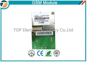 China Meter Reading GPRS GSM Module SIM900B With Connector Single Chip on sale