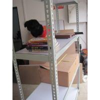 diy slotted angle shelf, diy slotted angle shelf
