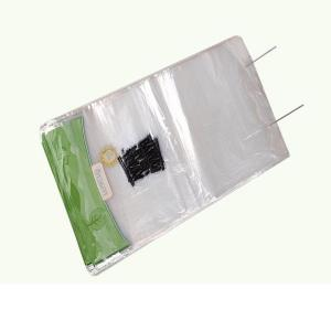 China CPP degradable plastic bags/ Biodegradable food grade heat seal clear wicket bags on sale