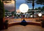 Pearl Event Space Lighting Inflatable Lights For Halogen LED HMI / Metal Halide Lamps