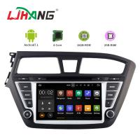 8 Inch Touch Screen Car Hyundai Media Player Android 7.1 With Rear Camera AUX
