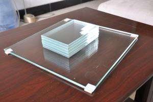 China 6.38mm,8.38mm,10.38mm,12.38mm clear/tinted laminated glass  with pvb film security glass for buildings on sale