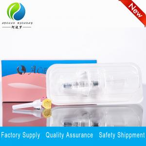 Quality buy 1ml 2ml injectable dermal fillers pure hyaluronic acid injection for sale