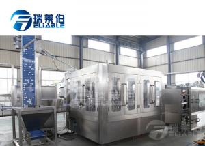 China Industrial Automatic Water Bottling Machine Advanced Touch Screen And PLC Control System on sale