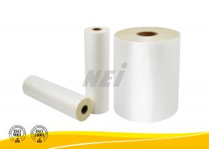 China Professional BOPP Thermal Lamination Film , Glue EVA Lamination Film on sale