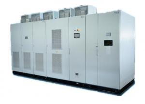 China 10KV 800KW Adjustable Frequency Drive , Variable Frequency Controller Dual Loop Control on sale