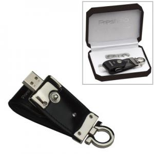 China OEM Leather Transcend 8GB USB Pen Drive Free Logo on sale