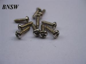 China M8 Pan head screws with cross drive GB818 /DIN7985 on sale