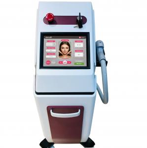China Pain Free Salon Laser Hair Removal Machine 3 Size Treatment Tip 45kg Net Weight on sale