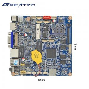 China A20 Android Motherboard With CPU Integrated Network Card HDMI Ports on sale