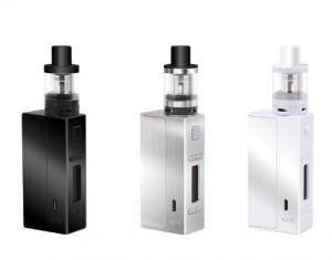 China Five Button system 2ml 75W Atlantis EVO Tank And NX75 MOD Aspire EVO75 on sale