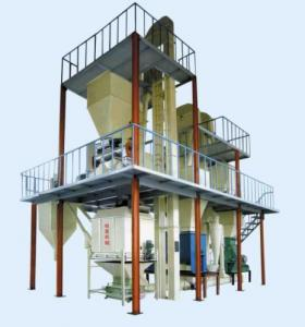 China pellet mill plant with CE certificate on sale