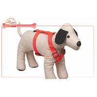 China Adjustable Nylon Pet harness / golden retriever dog travel harness on sale