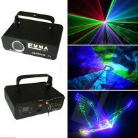 3d rgb laser 500mw dj lights dmx+ilda+sd card multi color rgb laser