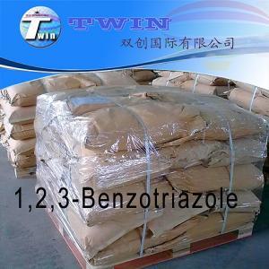 Quality 1,2,3-Benzotriazole (BTA) CAS No. 95-14-7 antioxidant additive for sale