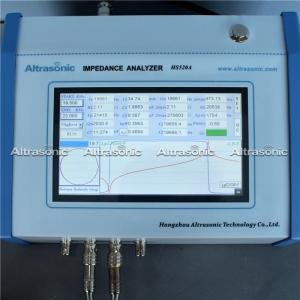 8 Inch Full Touch Screen Measuring Instrument For Ultrasonic