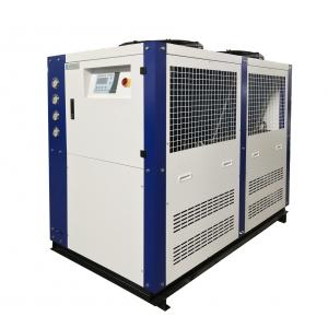 China 10tr 15tr Water Cooled Air Cooled Injection Molding Machine Chiller on sale