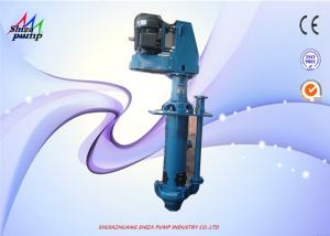 China 65QV - SP Submerged Sump Pump , Sand Pumping Vertical Mud Pump on sale