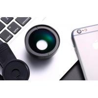 Multi Color Zoom Digital Mobile Phone Camera Lenses 140-160 Degree
