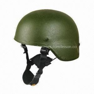 China MICH Ballistic Helmet/Bulletproof Helmet, NIJ III, Tac-Tex on sale