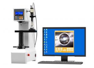 China LCD Electronic Brinell Hardness Tester with CCD Measuring System and Software on sale