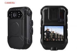 China Bluetooth WIFI Body Camera BT4.0 3500 MAH Battery With Infrade Light Builtin on sale