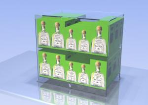 China Transparent Acrylic Display Case ,  Acrylic Display Cubes Custom Made on sale