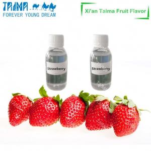 China Xi'an Taima high concentrated Fruit Flavor/Liquid Flavour for E-liquid to Vape on sale