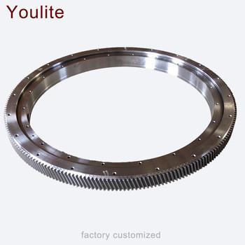 kobelco excavator parts, sk200-3 swing bearing, sk200-6,sk220 swing