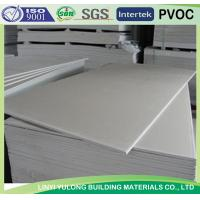 factory produce gypsum drywall board /plasterboard with Paper Faced