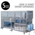 200BPH Automatic 20 Liter Water Bottle Filler 5 Gallon Bottle Filling Machine