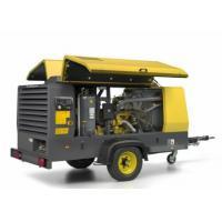 12 bar 10 m³ / Min Capacity Portable Air Compressor Atlas Copco XAHS166C Cummins diesel Optimal size