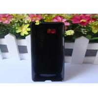 China Black HTC Cellphone Cases Dust Proof HTC Desire 600 Back Case Cover on sale