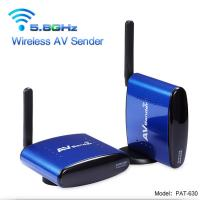 5.8GHz Strong Anti-interference PAKITE Factory Long Range Wireless AV Sender for all kinds of  TV and TV Box