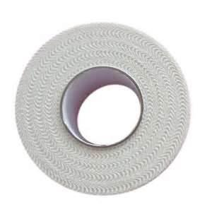 China Soft flexible light weight self adhesive fabric medical tapes for surgical dressing on sale