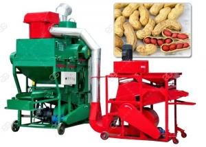 China GELGOOG Nut Shelling Machine Removing Groundnut Peanut Sheller For Industrial Use on sale
