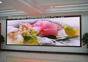 China Customized Linsn / Nova Software HD P3 LED Video Walls Full Color Advertising LED Display Epistar Chip Front Service on sale