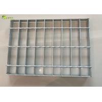 Safety I bar Serrated Galvanized Metal Grating Bearing Bar Steel Grid Mesh Floor