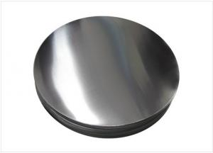China High Pressure Cookware Aluminium Sheet Circle Aluminum Disc Temper H0 / H14 on sale