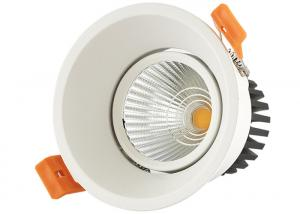 China Aluminum Material LED Ceiling Spot Light Fittings 3 Watt With Non Isolated Driver on sale
