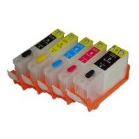 Pigment Compatible Ink Cartridge Toner Canon Pixma IP4810 Refilling ISO14001