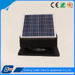 Eco Friendly Solar Roof Ventilator 30W 12V Waterproof For Greenhouse