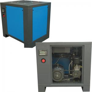 China 350KG 8 Bar Air Cooling Rotary Screw Air Compressor Industrial 15KW 78 Db Noise Level on sale