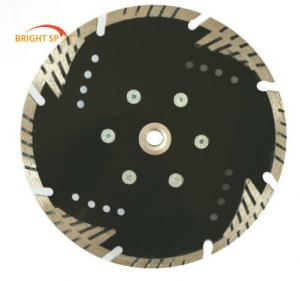 China Small Turbo Wave Diamond Saw Blade Electroplated For Hand Cutting Machine on sale