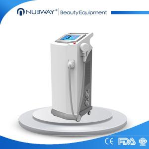 China Diode 808 nm Laser Hair Removal Machine for beauty salon nubway 808nm Laser hair removal machine on sale on sale